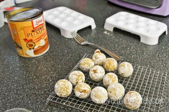 Pumpkin Cake Pop Recipe Babycakes