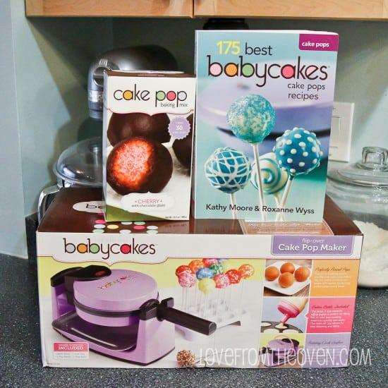 Babycakes Flip Over Cake Pop Maker Review
