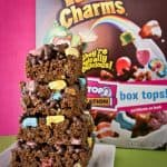 Chocolate Lucky Charms Cereal Bars