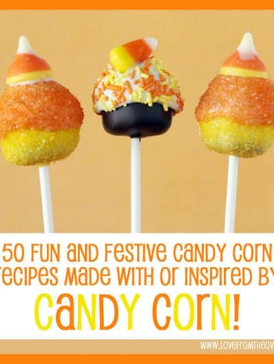 Candy Corn Sweets & Treats – Bites From Other Blogs