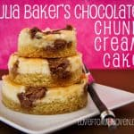 Julia Baker's Chocolate Chunk Cream Cake<BR>And Julia Baker Confections Chocolates