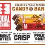 Equal Exchange Organic Candy Bars<BR>Fair Trade Just Got Sweeter – Giveaway!