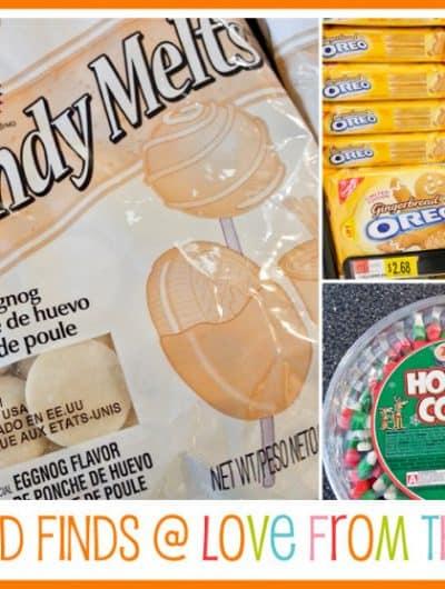Fun Food Finds – Walmart & Michaels – October 31st