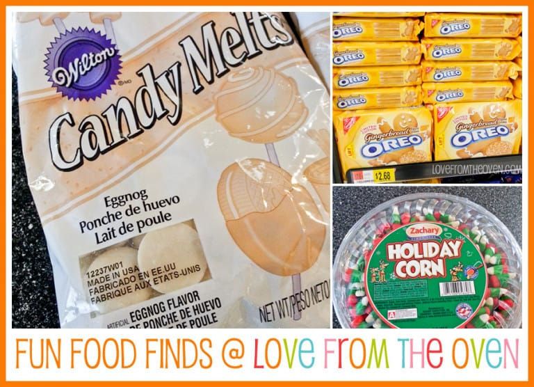 Fun Food Finds at Walmart and Michaels