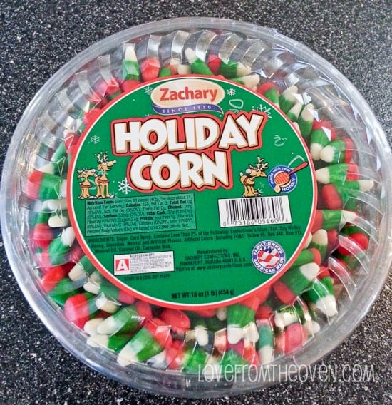 michaels - Christmas Candy Corn