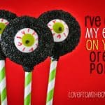 Halloween Oreo Pop Variations