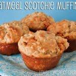 Oatmeal Scotchies Muffins
