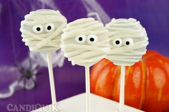 Mummy Pops from Candiquik