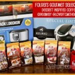 Folgers Gourmet Selections Coffee Giveaway
