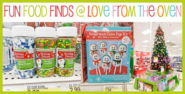 Fun Food Finds by Love From The Oven