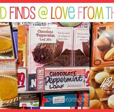 Fun Food Finds – Trader Joe's – November 6th