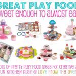 Play Food & Baking Items For Kids – Holiday Gift Guide