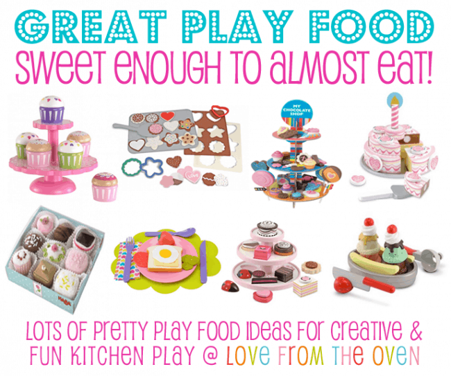 Great Play Food Ideas at Love From The Oven