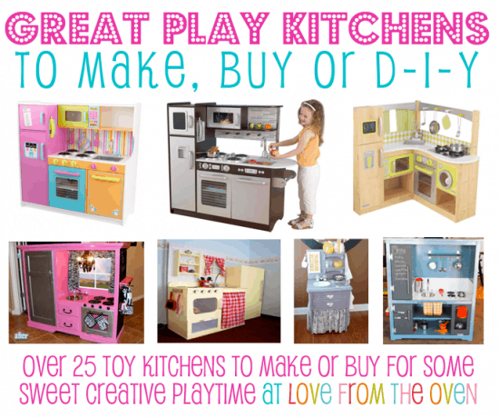 Play kitchens for kids great toy kitchens to buy or d i ygreat i solutioingenieria