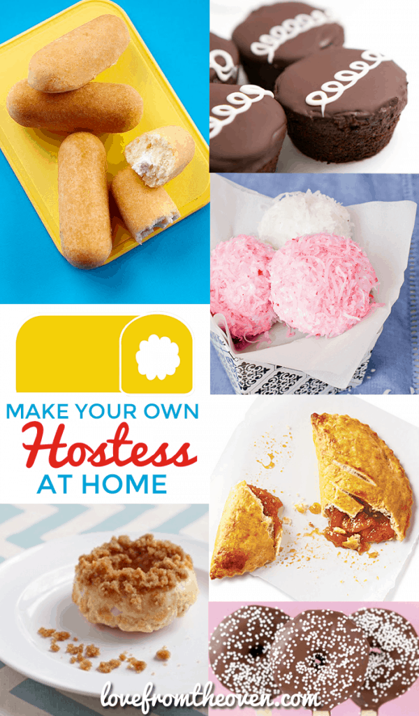 Hostess Copy Cat Recipes