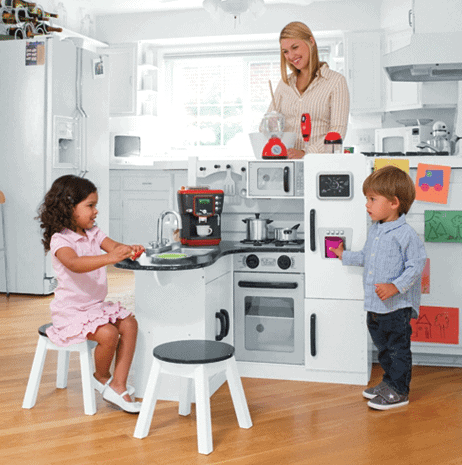 Play Kitchens For Kids - Great Toy Kitchens To Buy or D-I-YGreat