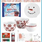 Oreo Play Up Dessert Holiday Baking Challenge