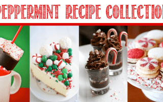 Peppermint And Candy Cane Recipe Collection
