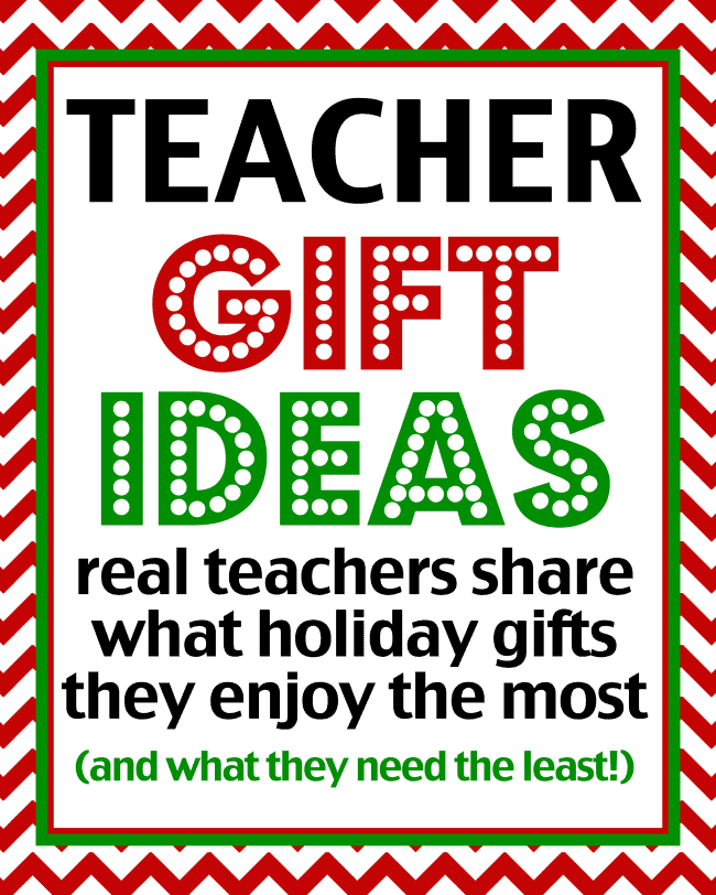Classroom Keepsake Ideas ~ Teacher appreciation gift ideas from administrators