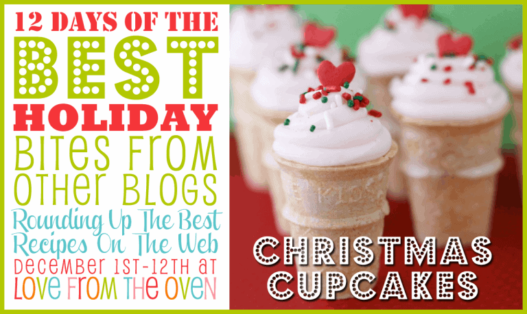 The Best Christmas Cupcakes