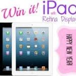 Win A New iPad- iPad Giveaway!