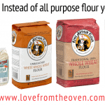 Baking Substitutions – Replacing All Purpose Flour In Recipes