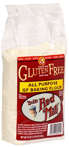 Baking Substitutions - Replacing All Purpose Flour In