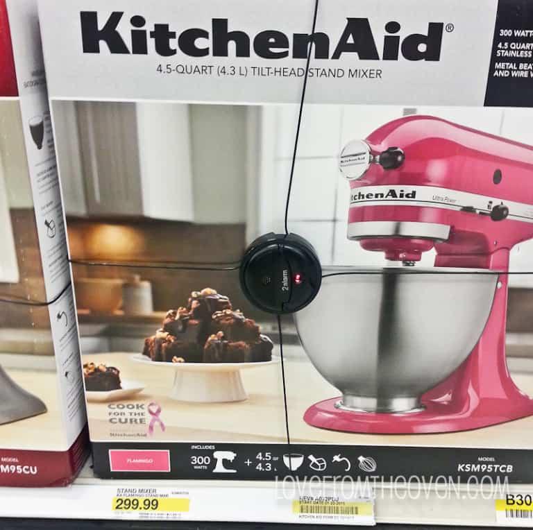 Flamingo pink kitchenaid mixer love from the oven - Flamingo pink kitchenaid mixer ...