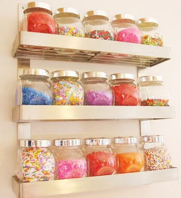 Sprinkle Storage Rack