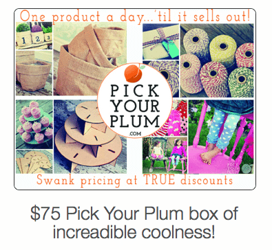 Pick Your Plum Giveaway on Facebook