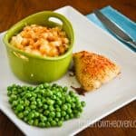 Four Cheese Macaroni & Cheesy Italian Chicken <BR>With Kraft Fresh Take