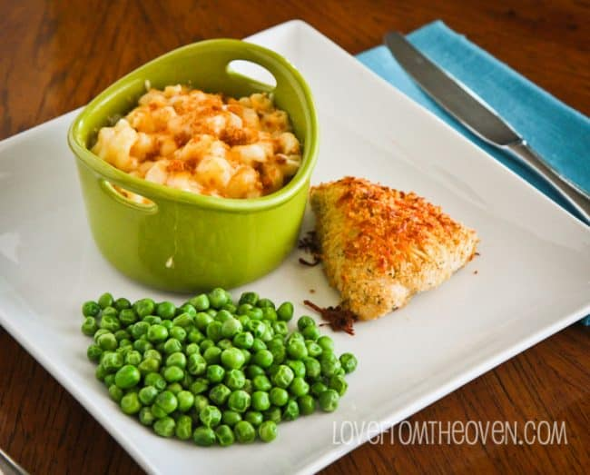 Kraft Fresh Take Chicken And Macaroni at Love From The Oven