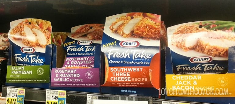 Kraft Fresh Take Shopping