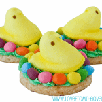 Easy PEEPS Cookies & Crispy Treats