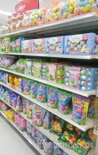 Getting ready for spring easter with target a target gift card lots negle Choice Image