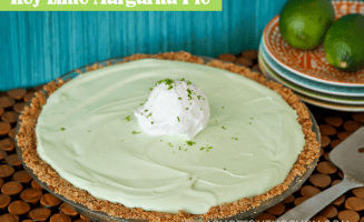 Key Lime Margarita Pie Recipe at Love From The Oven