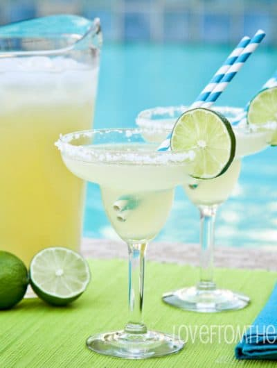 A Cinco De Mayo Girls Night In With Sauza Tequila <BR>Enjoying Sauza-Ritas And Making The Besos & Margaritas Video