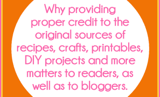 Why original sources matter, for readers, not just bloggers