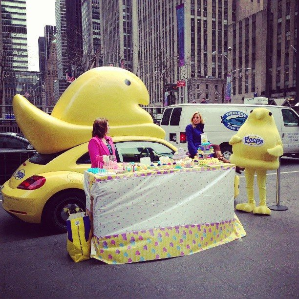 On Fox And Friends With PEEPS