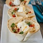 Mini Taco Bowls That You Can Make In Minutes