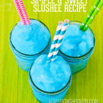 Easy Homemade Slushee Recipe