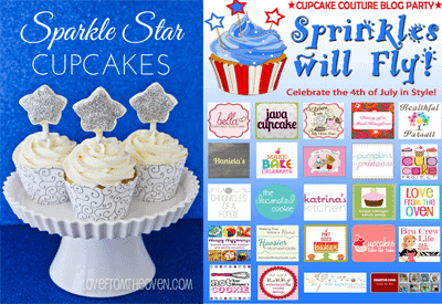 Sprinkles Will Fly 4th Of July Blog Party