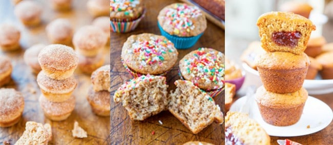 8 Easy Muffin Recipes
