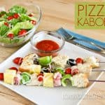 Pizza Pull Kabobs