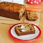 Peanut Butter Chocolate Chip Banana Bread With The Pop-Out Steel and Silicone Loaf Baking Pan From HSN