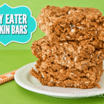 Picky Eater Pumpkin Bars