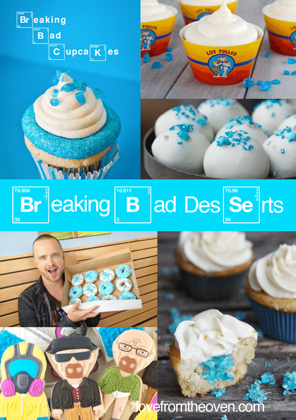 Breaking Bad Party Ideas and Desserts