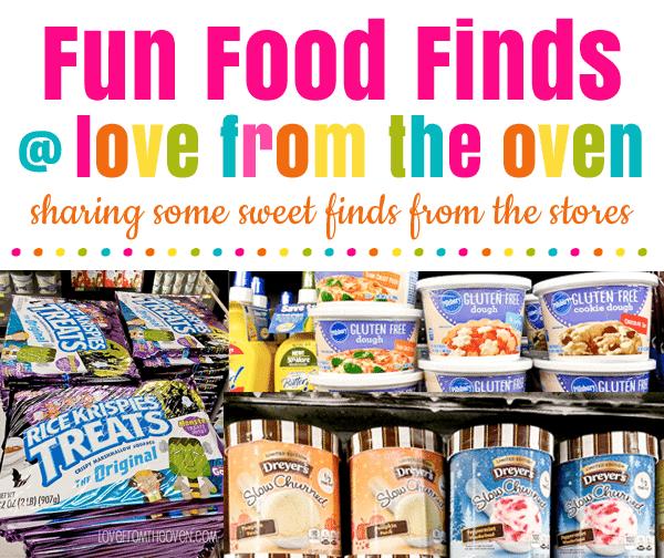 Fun Fall Food Finds at Walmart
