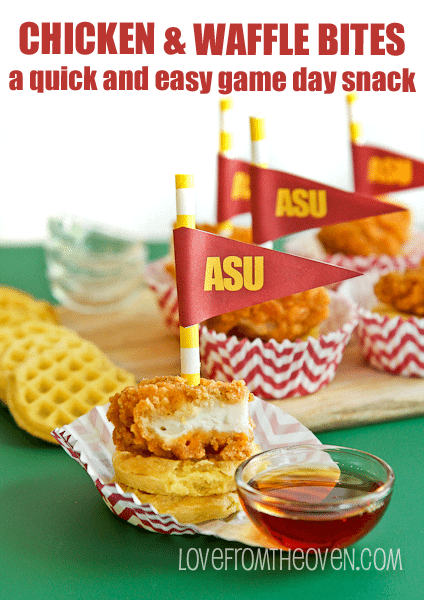 Game Day Snack Ideas