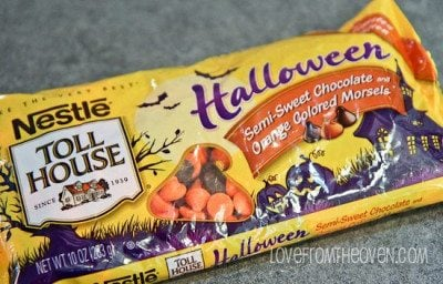 Halloween Chocolate Chips